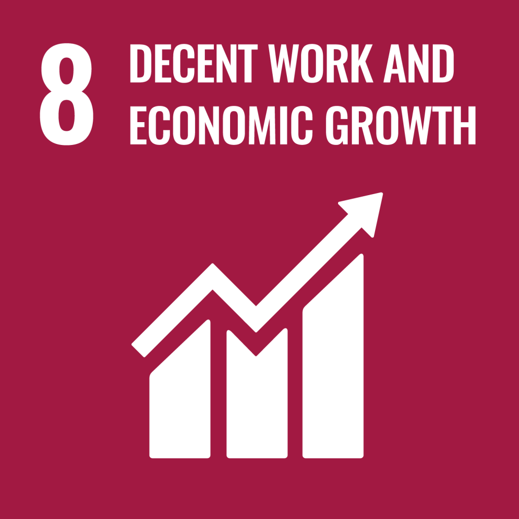 Decent Work and Economic Growth - The Spark